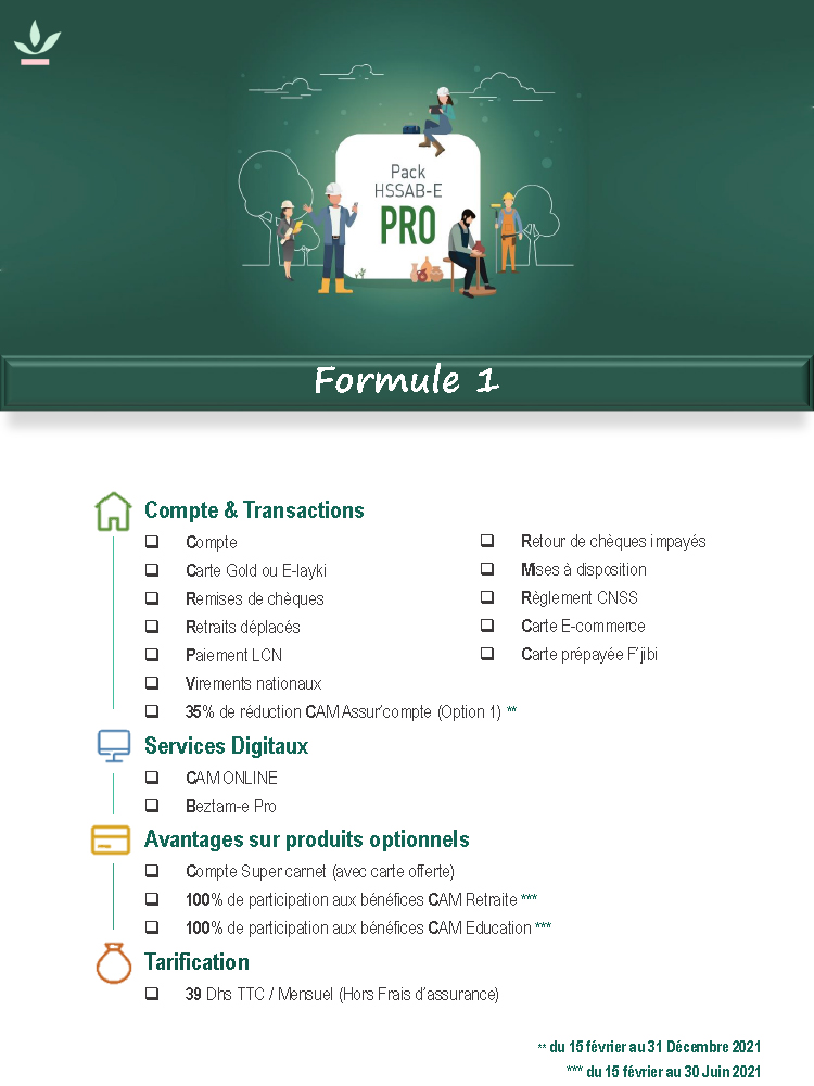 Pack Pro Formule 1
