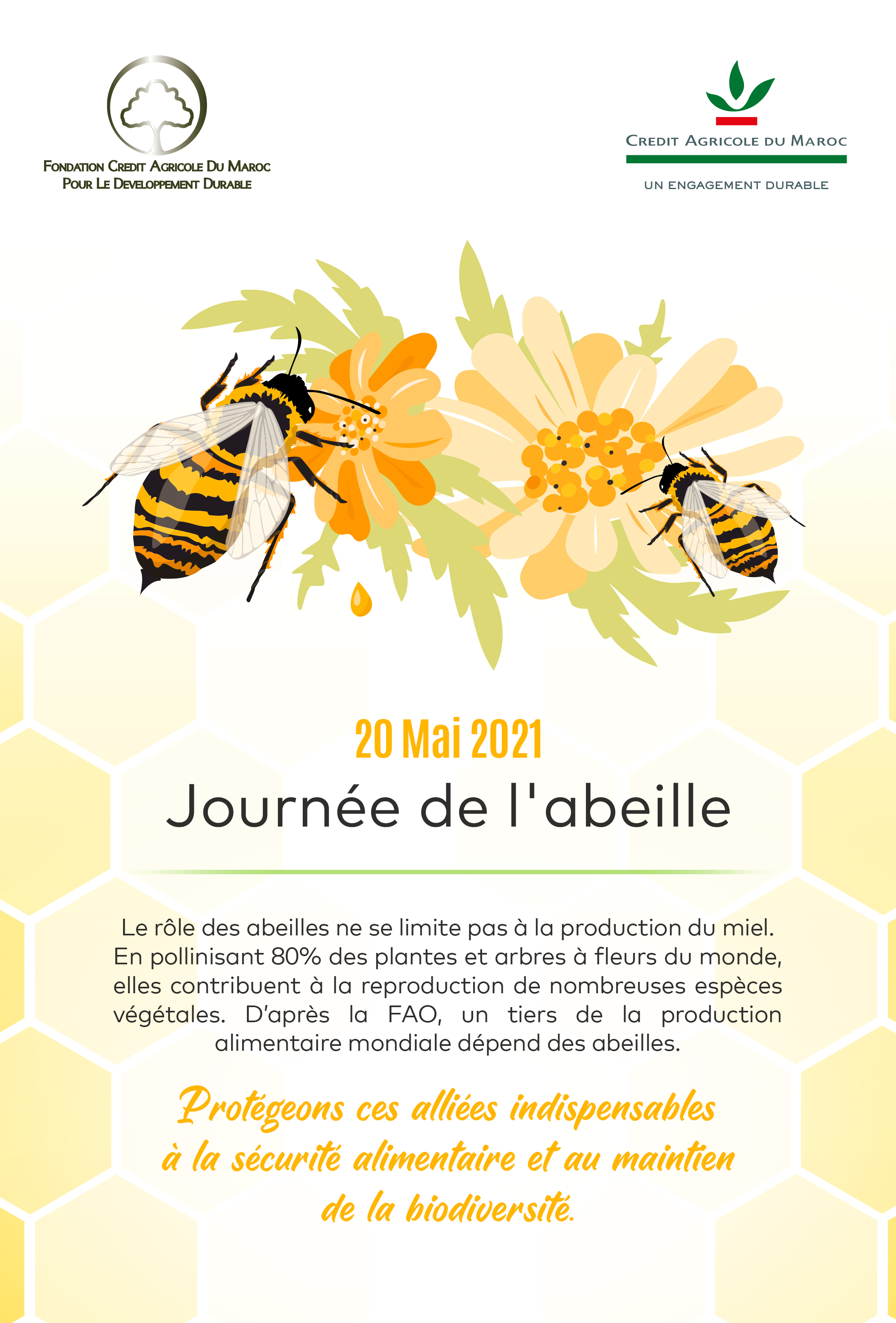 Journée de l'abeille